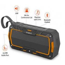 Shockproof, Dustproof and IPX5 Waterproof (Speaker)