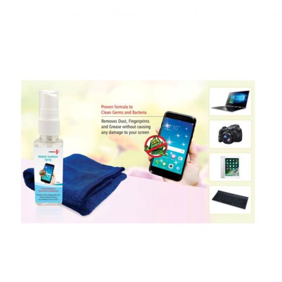 Power Plus Mobile Sanitizer Kit