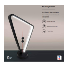 Anti-Gravity Magnetic Lamp - CGP-3094
