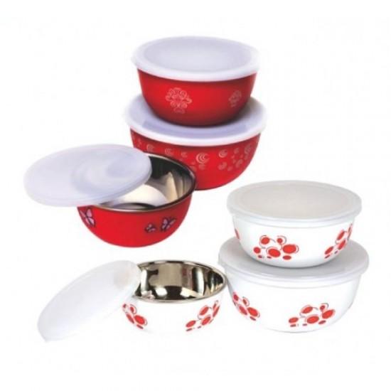 Flora Bowl Set of 3 Designed