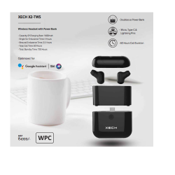 Wireless Headset with Power Bank - CGP-3100