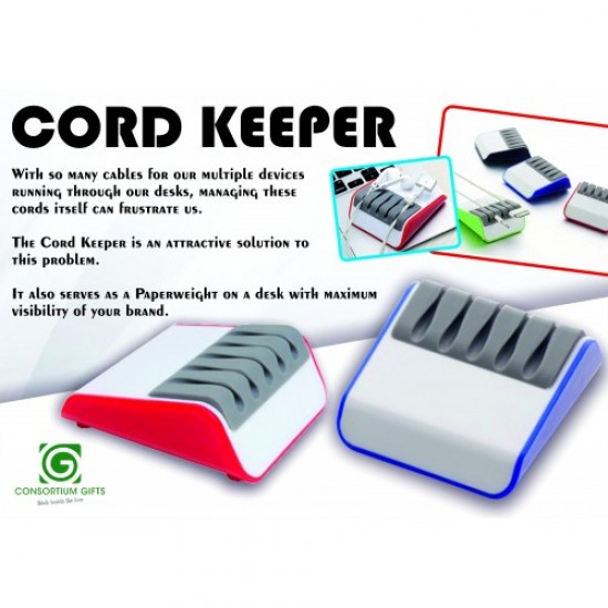Wire Cord Keeper
