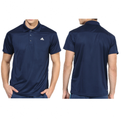 Adidas  T-Shirt - Navy Blue