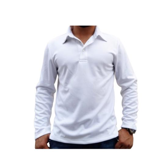 USI Full Sleeve Premium T Shirts (White)