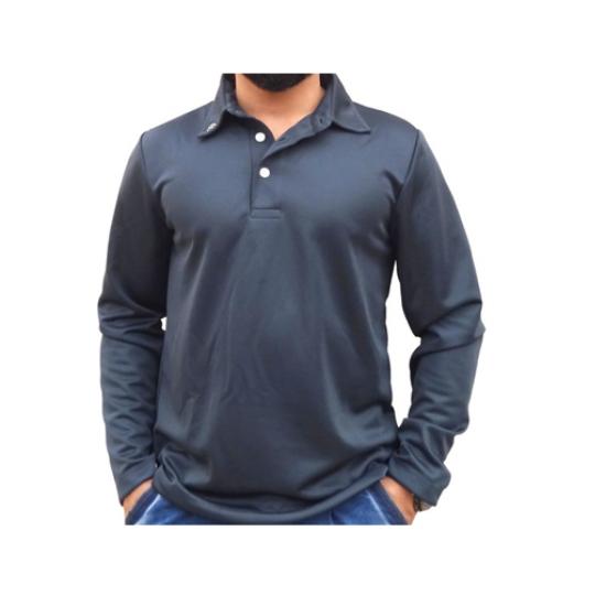 USI Full Sleeve Premium T Shirts (Grey)