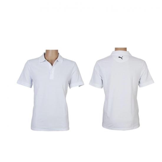 Puma ESN Polo White T-Shirt