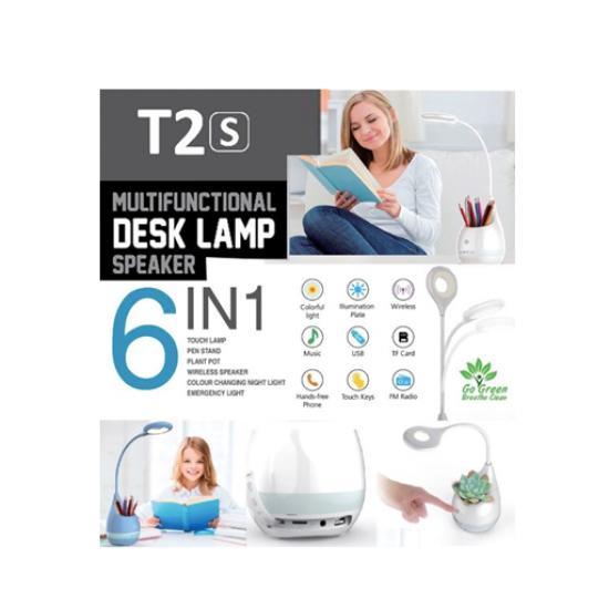 XECH Multi functional Desk Lamp Speaker