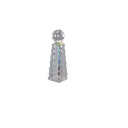 """Acrylic Trophy CGT- 360, Size: L 11""""(CGT- 360)"""