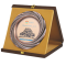 """Wooden and Metal Trophy : Size: L 11.5""""xW 11.5"""" (CGT- 9311)"""