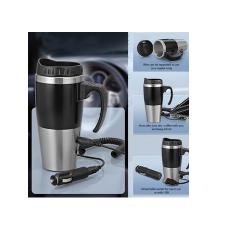 Car Heater Mug with Car/USB Charger