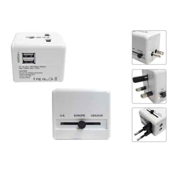 Travel Adaptor - ALL-IN-ONE