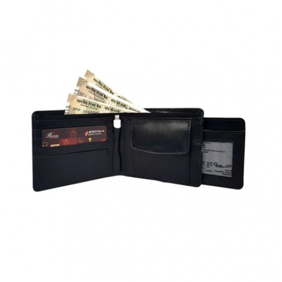 Wallet Power Bank with wireless charging