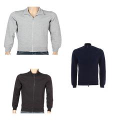 United colors of benetton-Zipper sweatshirt CGP-2814