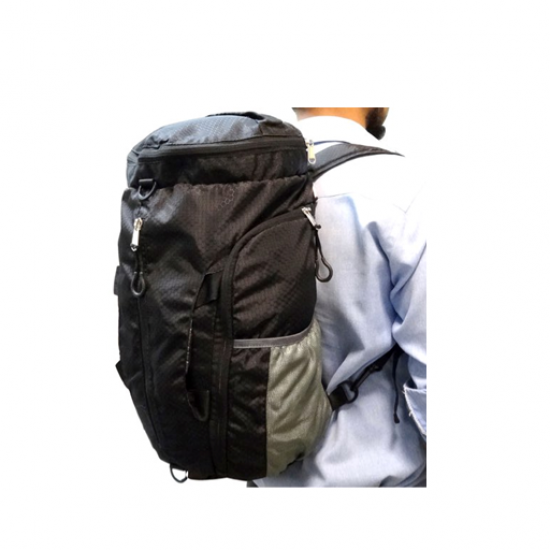 Cool Collapsible Back Pack Cum Travel Bag