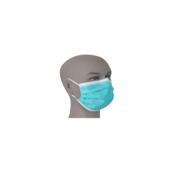 3 Ply Surgical Mask with Nose Pin