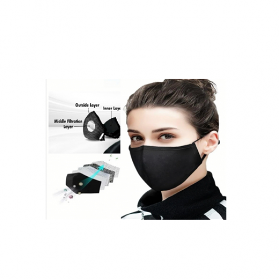 LN95 Reusable Outdoor Protection Mask 3-Layered