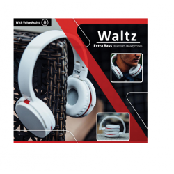 Bluetooth Headphone with Voice Assist - CGP-3138