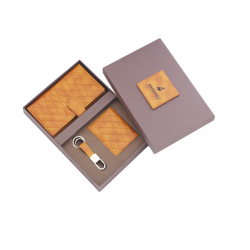 3 pcs Leatherette set in a Corrugated box - CGP-3114