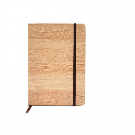 Bamboo Cover Note Book