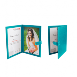 A4 Double Side Certificate Holder