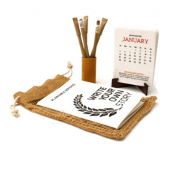 Plantable  Calendar  & Stationery Kit